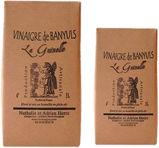Vinaigre de Banyuls bag in box
