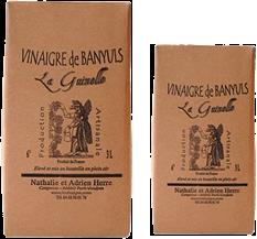 Vinaigre de Banyuls bag in box