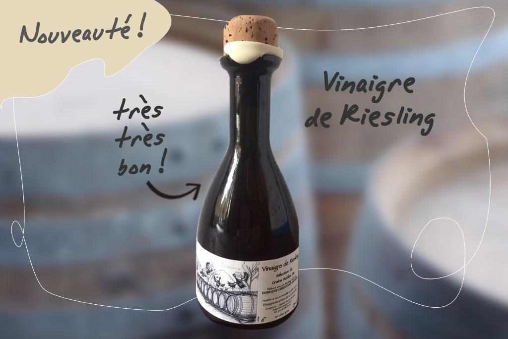 Vinaigre de Riesling La Guinelle