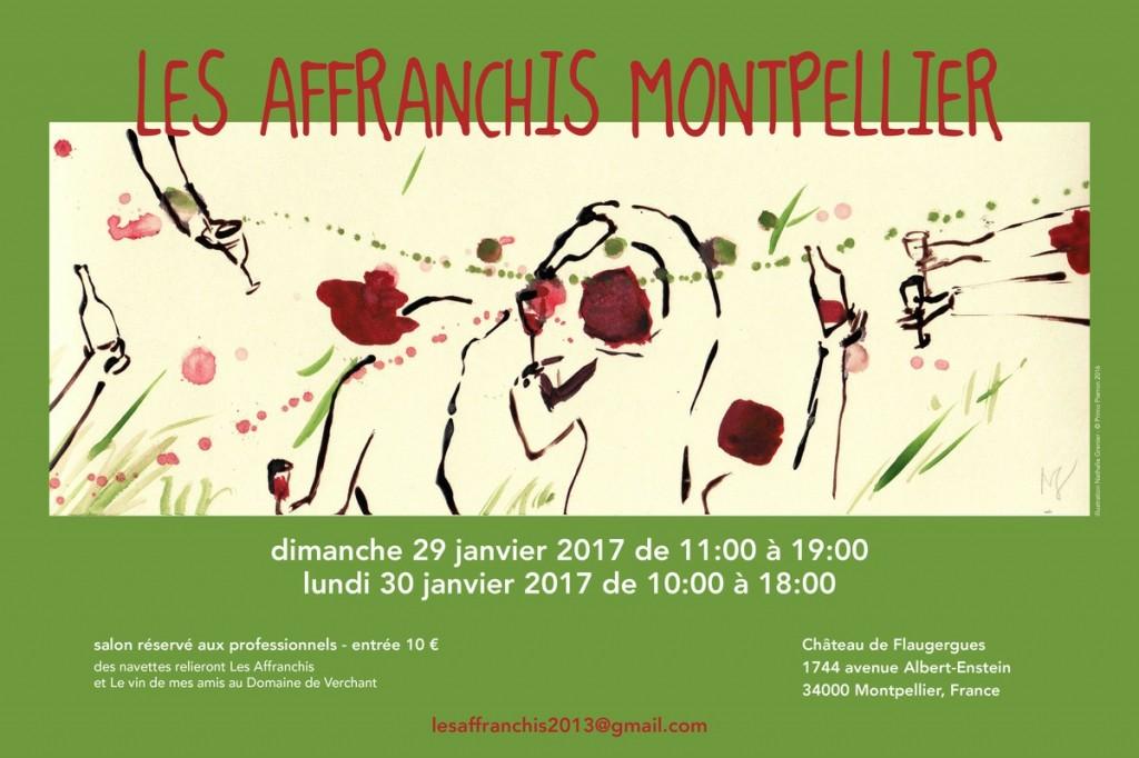 Salon Les Affranchis à Montpellier