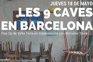 Les 9 Caves en Barcelona