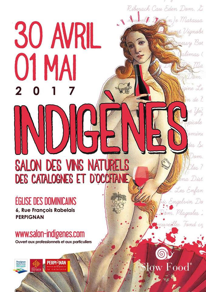 Salon Indigènes Vins naturels de Catalogne