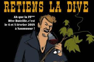 La Dive Bouteille à Saumur