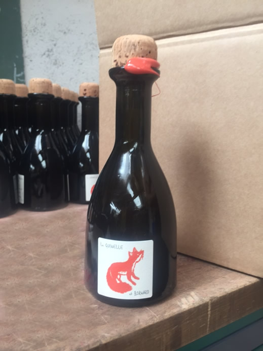 Vinaigre artisanal la Guinelle et Bornard